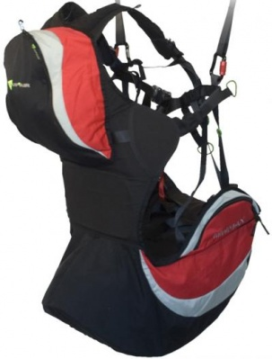 supair minimax harness fly above all paragliding santa wire harness equipment